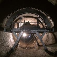 Bricking-Rig-in-Kiln-